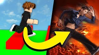 GETTING ROBLOX AND REAL LIFE MIXED UP