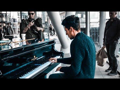 POP PIANO MEDLEY Pt. 1 2000s at Utrecht Train Station – THOMAS KRÜGER