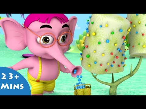Snoogle Berry Delight ✿ Bommi & Friends ✿ Chutti TV | Tamil Moral Stories For Kids |3D Animation
