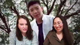 Darren Espanto Parachute Reaction Video