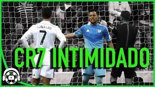 Este es el portero que intimida a Ronaldo en los penaltis || Penal perdido de Ronaldo vs Valencia