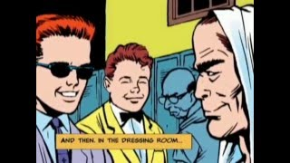 Daredevil First Issue - Motion Comic