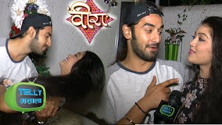 Baldev Veera Party and Dance Together   Veera   Star Plus