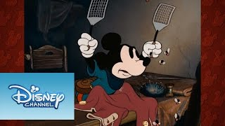 ¡A reír con Mickey! El sastrecillo valiente
