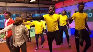 The Trend - Jabidii and Moji shortbabaa VIMBADA live performance