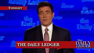 Oct. 17th - Tonight on The Daily Ledger with @GrahamLedger...