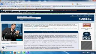 isohunt back door access and mounting a file image