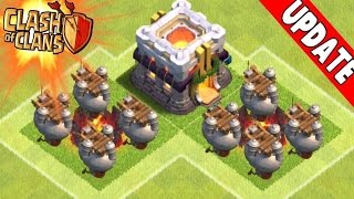 Clash of Clans - NEW 2016 UPDATE WISHLIST! Town Hall 12, New Troops (Blimp, Dwarf)! UPDATE 2016!