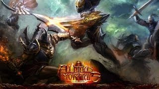 Almas Imortais -3D MMORPG GAME Android HD GamePlay Trailer [Game For Kids]