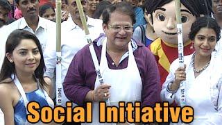 Mahesh, Urmila Kothare & Sonalee's Social Initiative | 'Chakachak Mumbai' Campaign | Viacom18