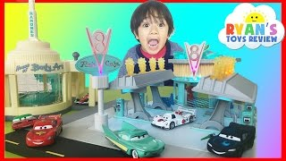 Disney Cars Toys Precision Series Flo