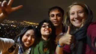 Exploring Tehran night life