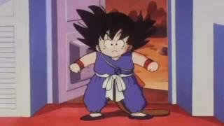 Dragon Ball - Goku and Bulma