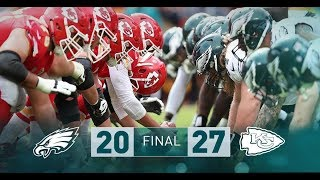 Week 2: Eagles Lose to Chiefs 27-20. UGH!