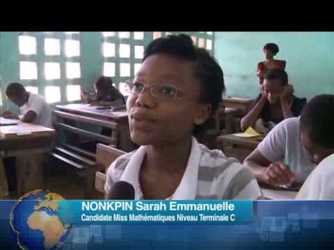 Lancement du 11e concours Miss Mathématiques en Côte d'ivoire