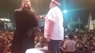Ketika Lantunan Syi'ir Padhang Mbulan Habib Luthfi diiringi Saksofon Seorang Pastor
