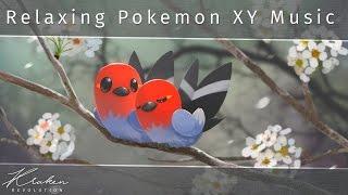 Relaxing Pokemon X & Y Music