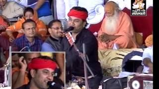 Kirtidan Gadhvi Mahashivratri Santvani 2015 Junagadh Dayro Live 2/2