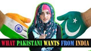 what pakistani wants from india    sam art    pak media on india