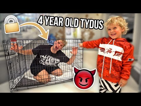 I TRIED to BABYSIT Mini Jake Paul ALONE Here's What Happened