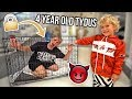 Download Video Download I TRIED to BABYSIT Mini Jake Paul ALONE.. Here's What Happened... 3GP MP4 FLV