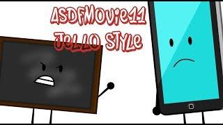 Asdfmovie11 -  Jello Style