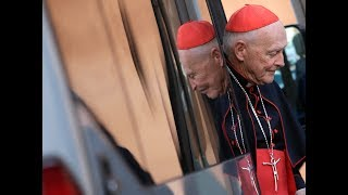 Cardinal McCarrick faces decades of misconduct allegations