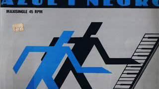 Azul y negro   Me estoy volviendo loco 1982