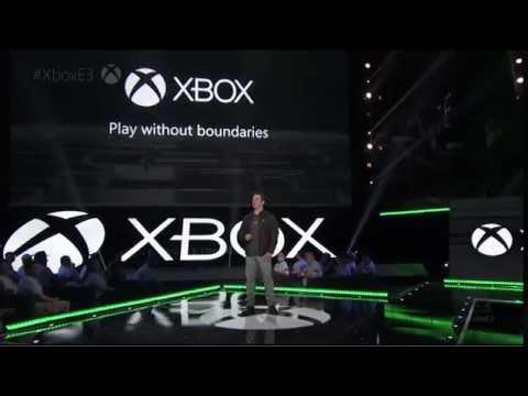 Xbox Scorpio at E3 2016