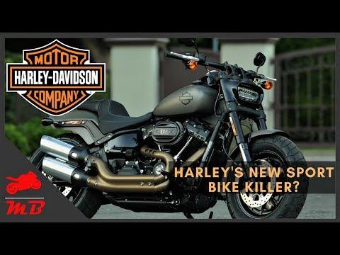 Download Lagu 2018 Harley Fat Bob Full Review MP3
