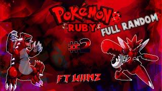 Pokémon Ruby [Full Random] Episode 2 le boie clémenti ft WiinZ