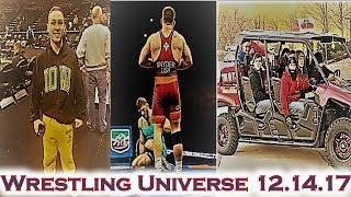 "Spencer Lee is happy; Kyle Snyder in ""Beast Mode""; Mike Zadick out for a cruise- Wrestling Universe"