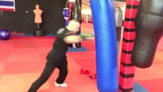 Mirko Kuhn Bag Training