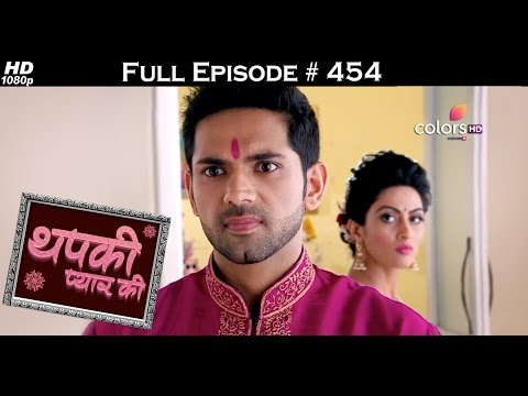 Thapki Pyar Ki - 10th October 2016 - थपकी प्यार की - Full Episode HD