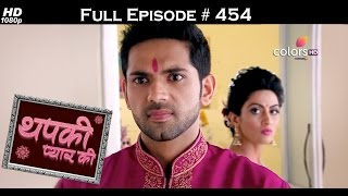 Thapki Pyar Ki - 10th October 2016 - थपकी प्यार की - Full Episode HD