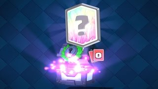 EPIC Pack Opening sur Clash Royale ! Nouvelles Cartes   Super Magical Chest
