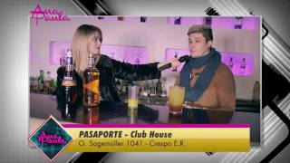 #AnaPaula #Cocktails Car Crush PASAPORTE CLUB HOUSE