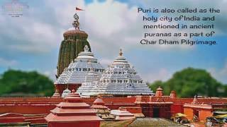 Visiting Places In Puri