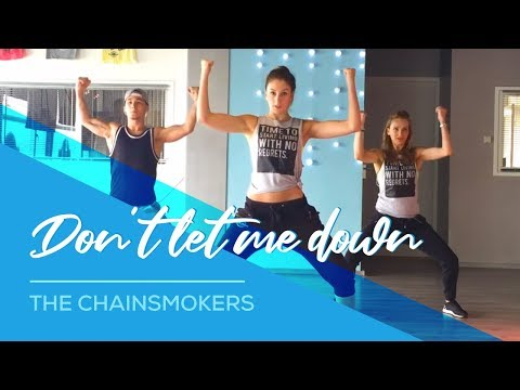 The Chainsmokers - Don't let me down - Combat Fitness Dance  Choreography