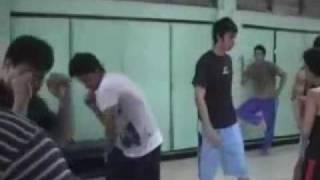 Fighting Coaching vol.3 Serigala terakhir