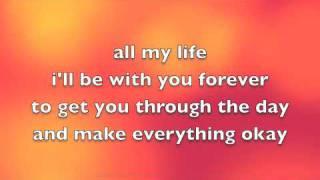 Avril Lavigne Feat. Leona Lewis - I Will Be Lyrics