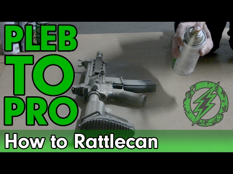 Pleb to Pro - How to Rattlecan