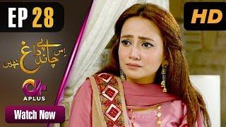 Is Chand Pe Dagh Nahin - Episode 28 | Aplus ᴴᴰ Dramas | Zarnish Khan | Pakistani Drama