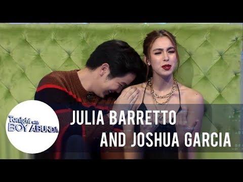 Xxx Mp4 TWBA Julia Talks About Wearing A Bra 3gp Sex