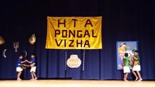 HTA Pongal Vizha 2016 - Kutties Kuthu