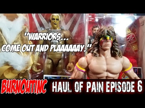 Haul of Pain Episode 6: Warriors...Come out and play with GOLDUST!!!