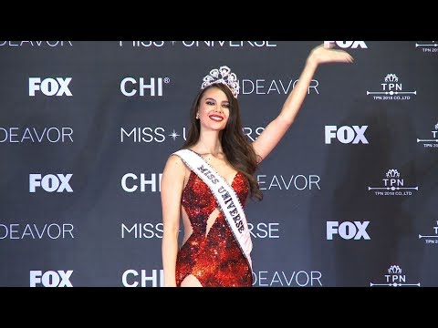 Xxx Mp4 Newly Crowned Miss Universe 2018 Catriona Gray To Promote HIV Education 3gp Sex