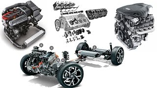 Electric vs Hybrid vs Gas vs Diesel Engines and Technology