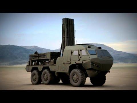 MBDA - CVS302 Hoplite Land/Naval-Launched Precision