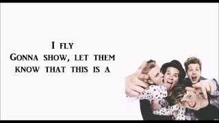 The Vamps - Hurricane (lyrics)